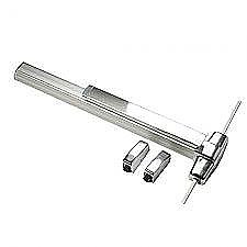 Von Duprin 9927EOF 4ft. Fire Rated Surface Mounted Vertical Rod Exit Device