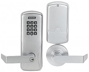 Schlage CO-100-MS-70-KP-RHO-JD CO-Series Commercial Electronic Mortise Lock