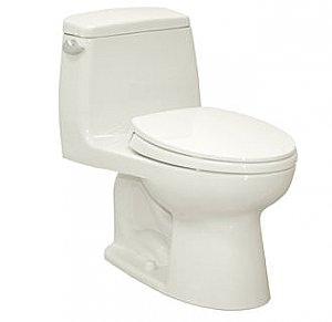 Toto MS854114S#11 Ultramax 1.6GPF One-Piece Elongated Toilet